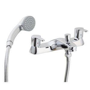 pegler araya bath shower mixer
