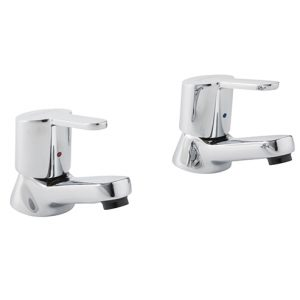 pegler araya pillar bath taps