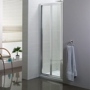 Aqua 1000mm Bifold Shower Enclosure