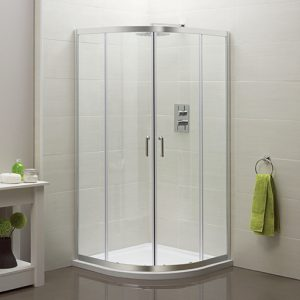 Aqua 1000mm Quadrant Shower Enclosure