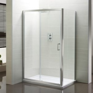 lupo aqua slider shower enclosure